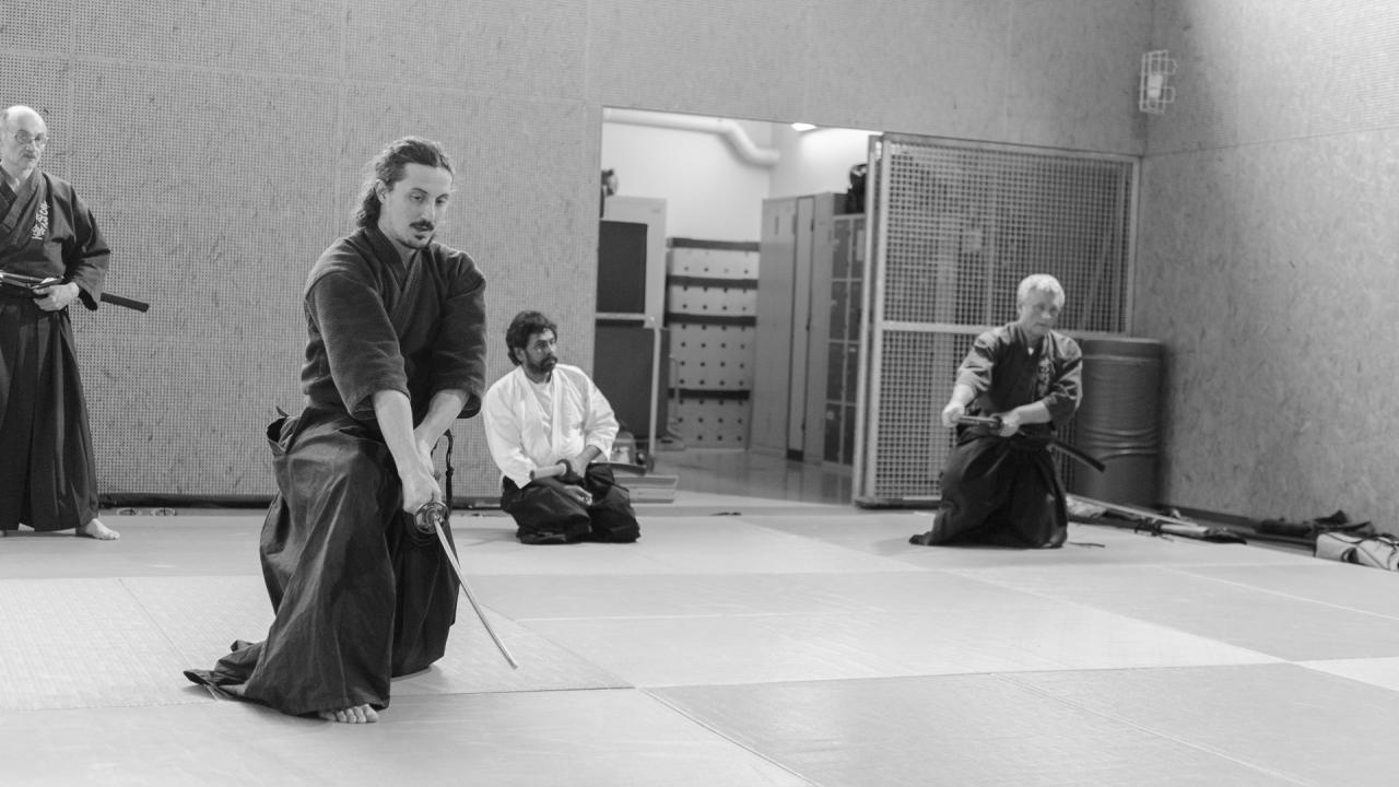 Iaido-Kenjustu 9533-2