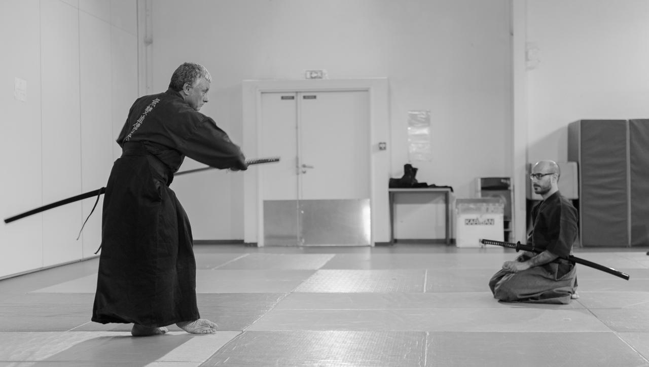 Iaido-Kenjustu 9536-2