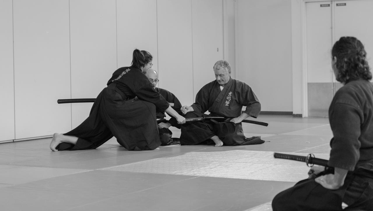 Iaido-Kenjustu 9545-2