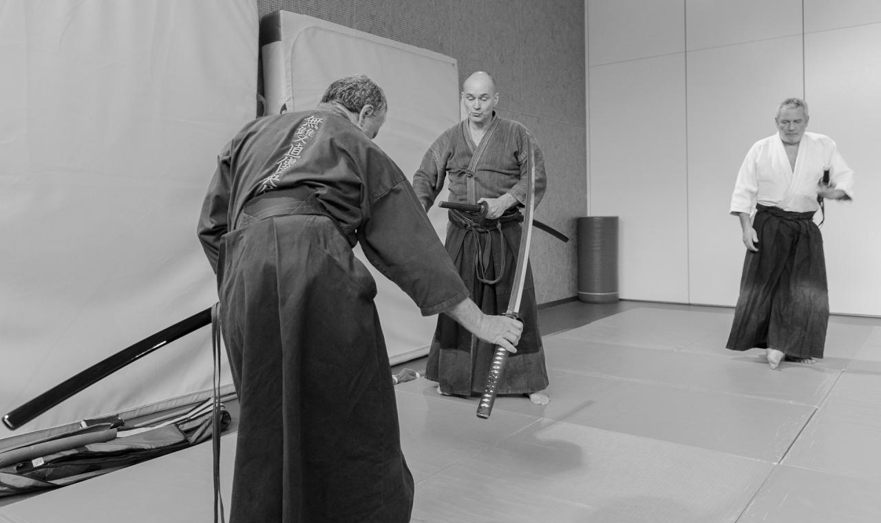 Iaido-Kenjustu 9550-2