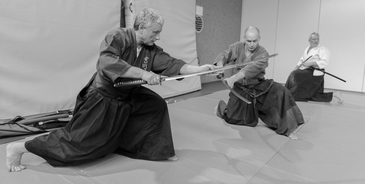 Iaido-Kenjustu 9552-2
