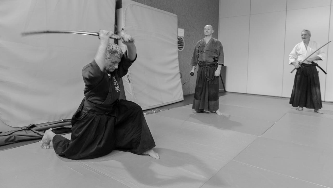 Iaido-Kenjustu 9555-2