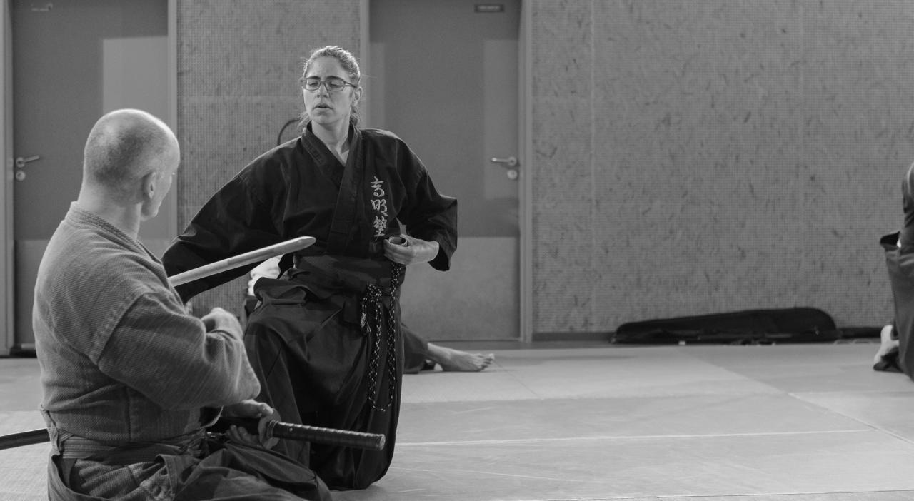 Iaido-Kenjustu 9601-2
